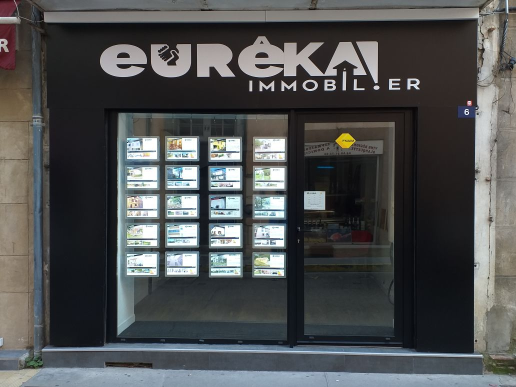 Eureka immobilier